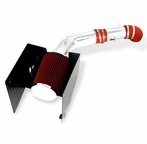 Cold Air Intake + Red Filter + Heat Shield (5.4L V8)