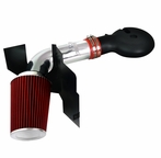Cold Air Intake with Red Filter + Heat Shield (5.2L 5.9L V8)