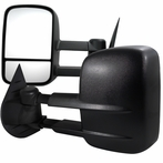 Extending Towing Mirrors with Heat Function (Power)