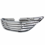 Front Grille (Chrome)