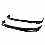 Front + Rear Bumper Lip Spoiler Kit (ABS)