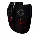 Glossy Black Altezza Tail Lights
