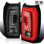 Glossy Black Housing LED Tail Lights