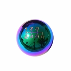 Neo Chrome 6-Speed Manual Transmission Shift Knob
