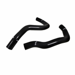 Nissan 240SX S13 Silicone Radiator Hose (Black)