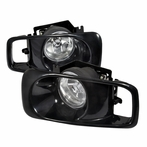 OEM Style Fog Lights with Relay & Switch