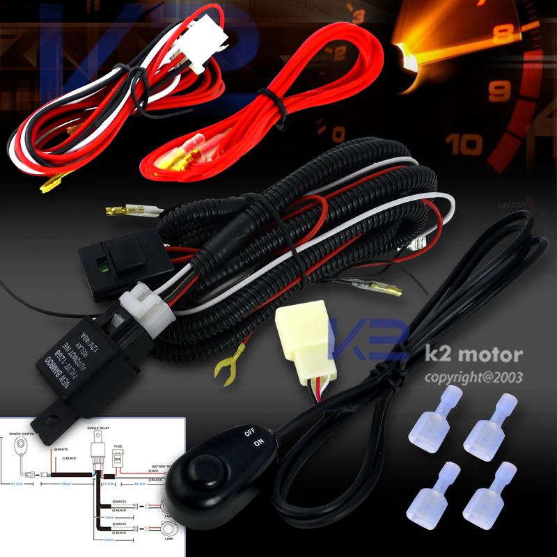 off road led working lights wiring kit 4x4 7 off road led working lights wiring kit (4x4) off road wiring harness at mifinder.co