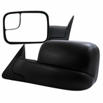 Power Flip-Up Towing Mirrors (Black)