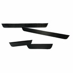Real Door Sills - 4Pcs (Real Carbon Fiber)