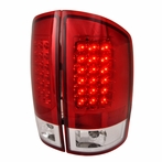 Red Altezza LED Tail Lights