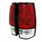 Red Altezza Tail Lights