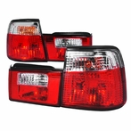 Red/Clear Euro Altezza Tail Lights