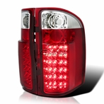 Red Lens LED Tail Lights