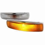 Smoked Side Marker Signal Lights