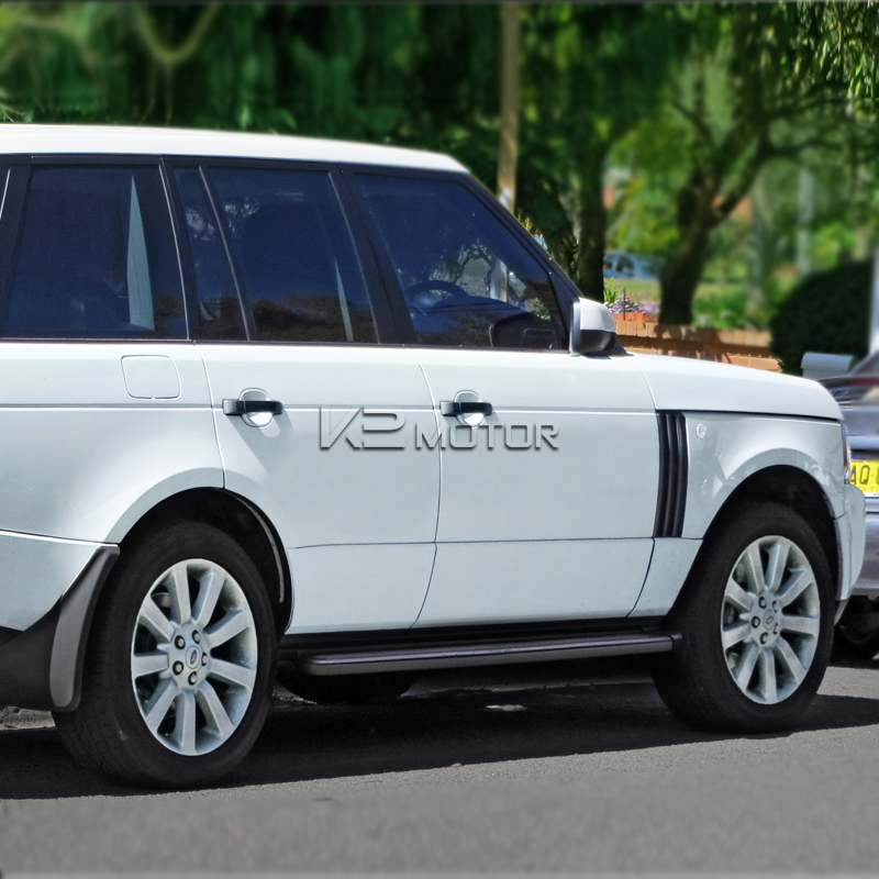 Hse Land Rover: 03-10 Land Rover Range Rover HSE Side Step Running Board Kit