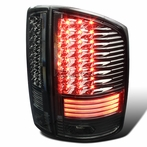 Smoke LED Tail Lights