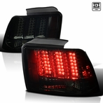 Smoke Sequential LED Tail Lights