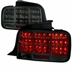 Smoked LED Sequential Tail Lights