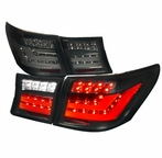 Smoked LED Tail + Trunk Lights (4PCS)