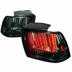 Smoked Sequential LED Tail Lights