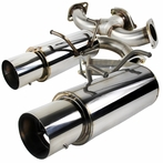 Stainless Steel Catback Exhaust System