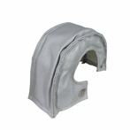 Turbo Head Shield Blanket Wrap+Springs - Grey