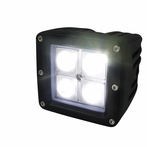 Universal 4 LED Work Fog Lamp (Spot Beam)