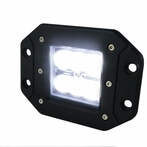 Universal 6-LED Flush Mount Work Light - Cube Cree Spot