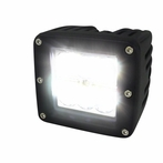 Universal 6 LED Spot Beam Cube Work Fog Lamp