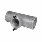 "Universal Blow Off Valve Adaptor Flange Pipe (2"")"
