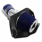 V6 Cold Air Intake System (Blue Filter)