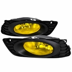 Yellow Fog Lights + Switch & Wiring
