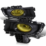 Yellow Lens Fog Lights Kit