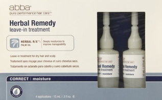 Herbal Remedy Moisture Leave-In Treatment 4 of 0.5oz