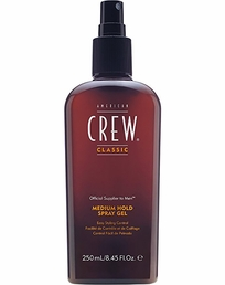 Medium Hold Spray Gel 8.4oz