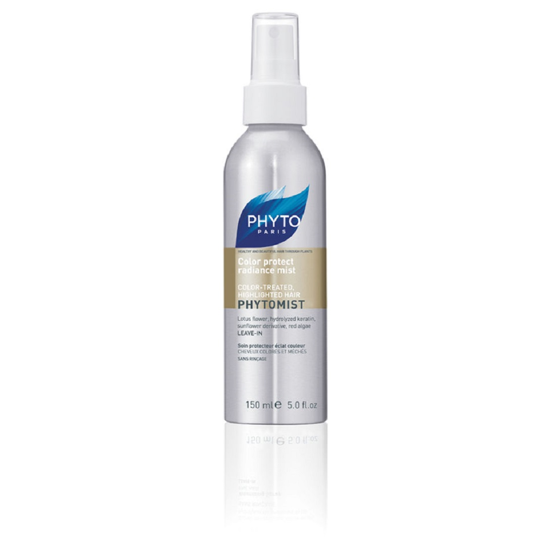 Phyto Phytomist Color Protect Radiance Mist For Color Treated Hair