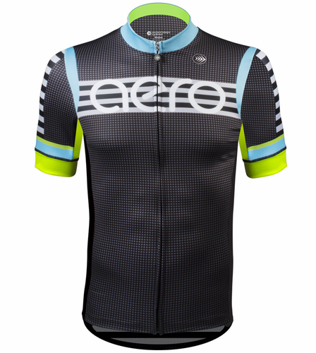 Aero Premiere Racing Jersey - Aerodynamic, technically designed