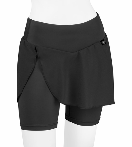 Aero Tech Padded Cycling Skort