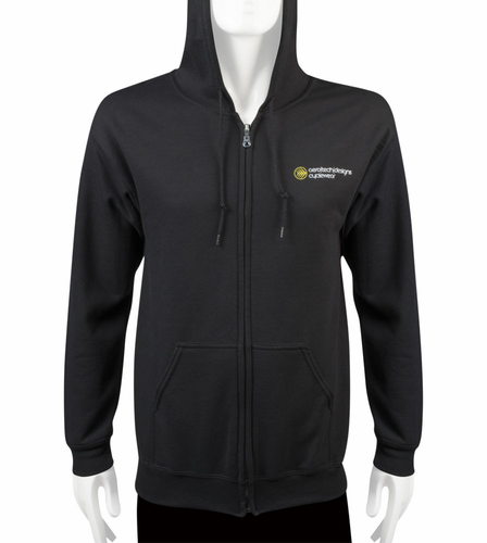 Aero Tech Designs Full-Zip Hoodie – Proudly Made in Pittsburgh