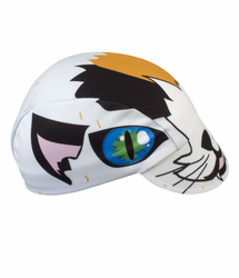 Aero Tech Rush Cycling Caps - Alley Cat - Made in USA