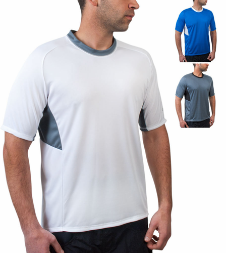 Aero Tech Tall Extra Long Men's Coolmax Elite T-Shirt