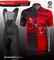 Aero Tech Tall Man Expressions Cycling Jersey – Made in USA