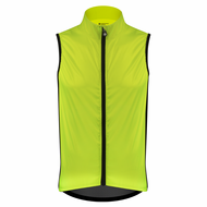 Aero Tech Windbreaker Packable Vest � High Visibility Gilet Made in USA