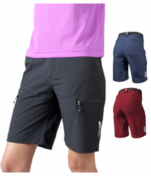 Aero Tech Women's Urban Cargo Shorts Multi-Sport Commuter
