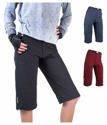Aero Tech Women's Urban Pedal Pushers - Knickers - Stretch Woven w Cargo Pockets