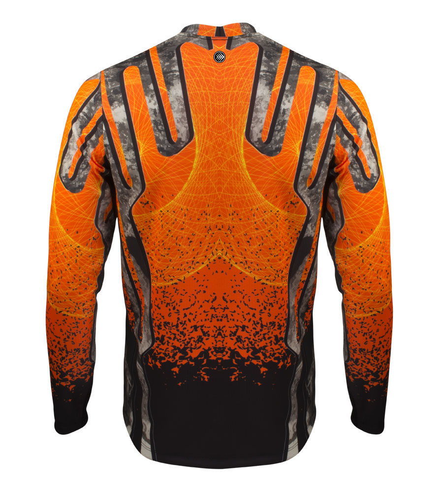 Aero Tech Xcelerate Freestyle Bike Jersey Made In Usa
