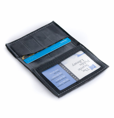 Alchemy Recycled Bicycle Tube Front Pocket Wallet