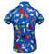 It's Raining Cats and Dogs BLUE - ATD Child's Designer Cycling Jersey