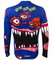 ATD Eyes On The Road Halloween Bike Jersey - Made in USA