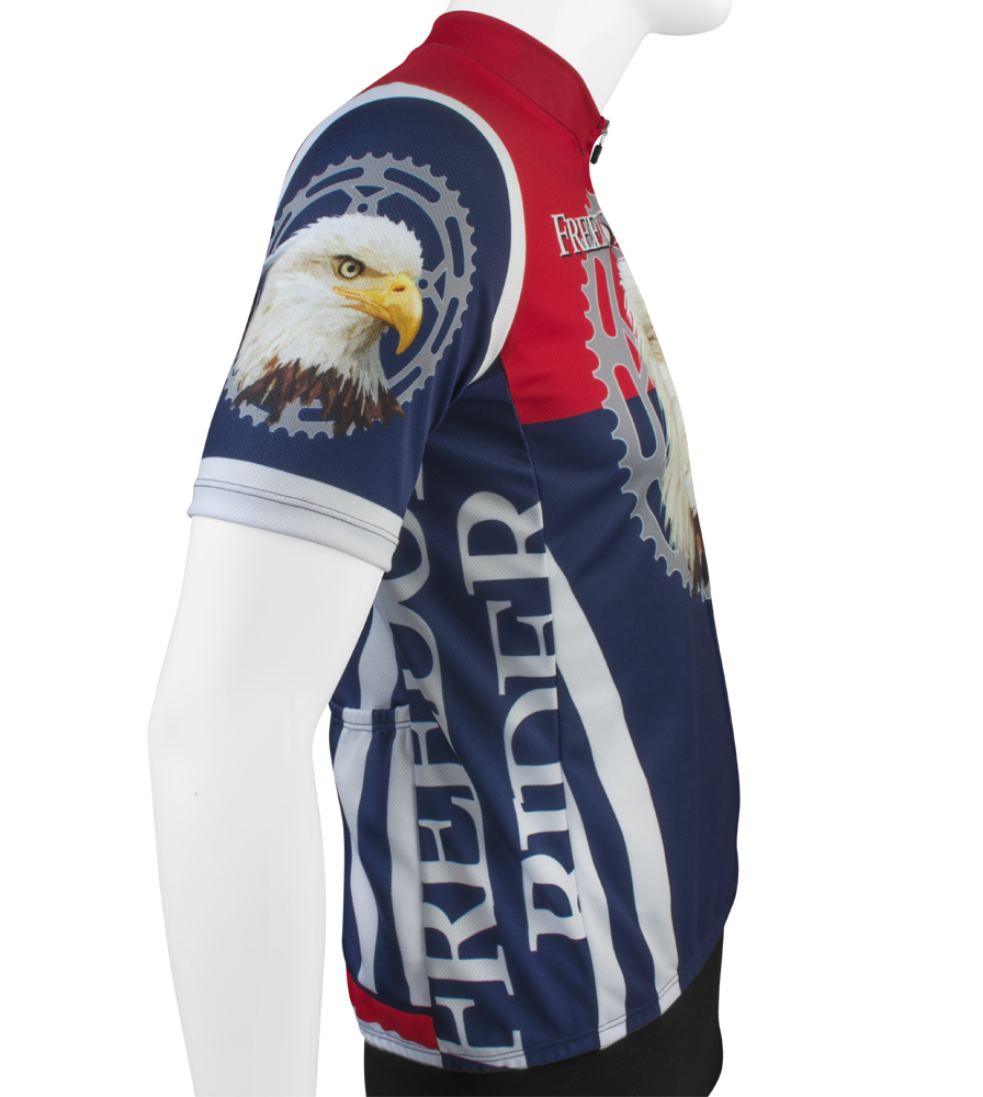 Freedom isn t free cycling jersey - Freedom Isn T Free Cycling Jersey 39
